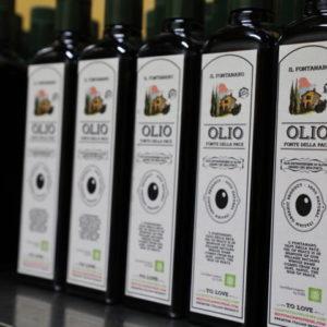 SUPER SAVING - 48 bottles half litre each (23% Saving) - Olio della Page Extra Virgin Olive Oil