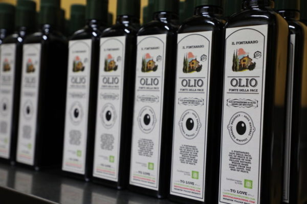 SUPER SAVING - 48 bottles half litre each (23% Saving) - Olio della Page Extra Virgin Olive Oil