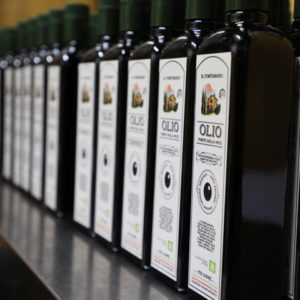SUPER PROMOTION - 24 bottles half litre each (17% saving) - Olio della Page Extra Virgin Olive Oil