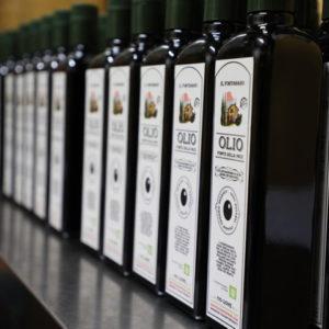 SUPER PROMOTION - 24 bottles half litre each (17% saving) - Olio della Page Extra Virgin Olive Oil