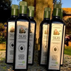 PROMOTION - 12 bottles half litre each (12% Saving) - Olio della Page Extra Virgin Olive Oil