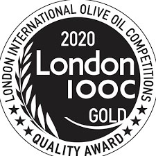 Gold Medal at London International Olive Oil Competition (LIOOC) 2020.